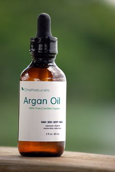 ★ Pure & Organic Argan Oil by OneNaturals. Triple Extra Virgin & USDA-Certified Organic. This multipurpose oil deeply hydrates hair, skin and nails. Non-irritating to sensitive skin, non-greasy, chemical-free, unrefined, cold pressed and imported from Morocco. It rapidly absorbs into your hair and skin to moisturize and unlock your natural beauty. (Pinterest EXCLUSIVE: Use code PINATRAL at checkout for $4.00 off!)