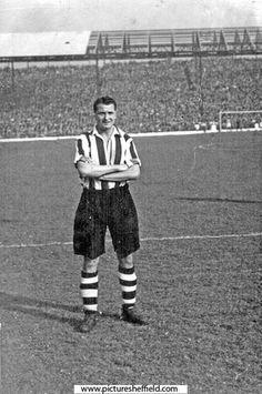 Sheffield United, Albert Cox