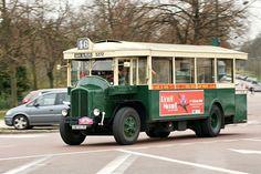Renault TN6A (1932 - 1969) à Paris