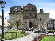 Iglesia de Belén - Cajamarca.