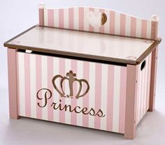 """$131.04-$156.00 Baby Cocalo Toy Box, Daniella - Our Daniella collection is so beautiful, it belongs in a palace - or in your precious girl's nursery. This enchanting collection is made of romantic colorways of mauve, cream, and accents of brown. The CoCaLo Daniella Toybox is beautifully screenprinted on MDF wood. The assembled dimensions: 28 """" long by 17.5 """" by 21 """". http://www.amazon.com/dp/B004RDJ6YM/?tag=pin2baby-20"""