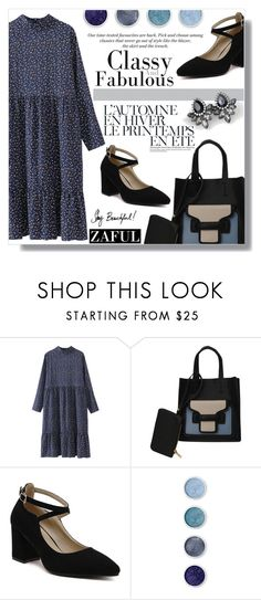 """""""Classy & Fabulous"""" by fashion-pol ❤ liked on Polyvore featuring Terre Mère, H&M and Été Swim"""