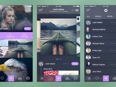Photo Splash (Full iOS UI Kit) for Sketch