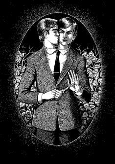 Judas Kiss by Uno Moralez