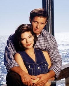 A gallery of Sunset Beach publicity stills and other photos. Featuring Susan Ward, Laura Harring, Clive Robertson, Hank Cheyne and others. Sunset Beach, Eddie Cibrian, Tv Soap, Gorgeous Men, Couple Photos, Opera, Recherche Google, Soaps, Anos 80