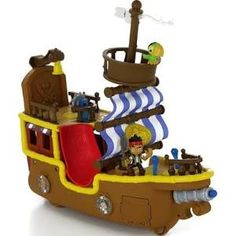jake and the neverland pirate toys - Google Search