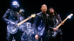 Daft Punk's Grammy Performance to Include Stevie Wonder, Pharrell, Nile Rodgers and More
