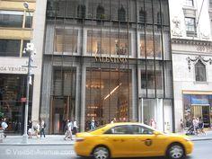 Valentino on Fifth Avenue