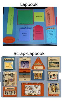What is a Scrap-Lapbook? I've been using the term Scrap-Lapbooking to describe how we m...