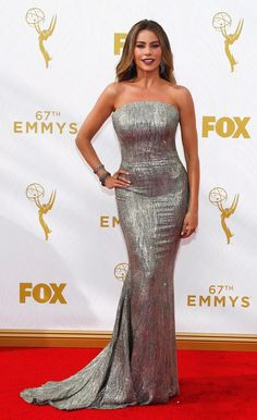 Television's biggest stars hit the red carpet in style as they arrived to the 67th Primetime Emmy Awards on Sept. 20, 2015. Check out what your favorite celebrities wore on the big night …
