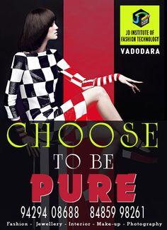 Think of Learning Fashion Designing , Think JD Institute of Fashion Technology, Vadodara