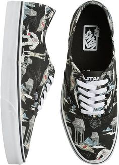 VANS AUTHENTIC STAR WARS SHOE http://www.swell.com/Mens-Holiday-Gift-Guide/VANS-AUTHENTIC-STAR-WARS-SHOE-1?cs=BL