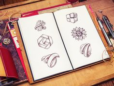 //Mike | Creative Mints - Logotypes