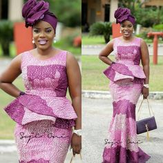 120 Latest Uber-Stylish Aso Ebi styles You Should Have - Wedding Digest Naija