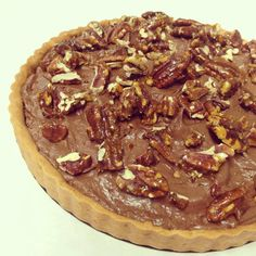 Chocolate Pecan nut Praline @ Amatissimo Cafe Bangkok