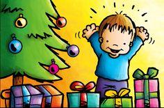 Actividades navideñas de estimulación para realizar en familia