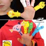 Finger+Puppets++templates