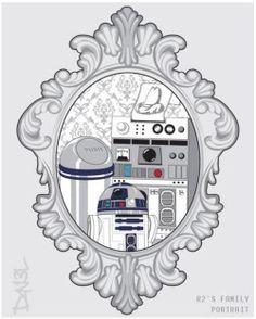 R2's family portrait
