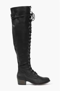 I got boots just like this with no heel though.