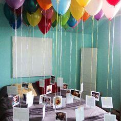 Fun & creative birthday ideas! #birthday #balloonideas