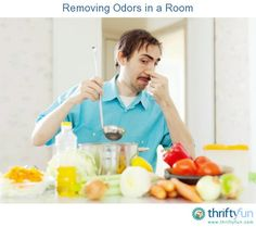 This is a guide about removing odors in a room. Cooking, household cleaners, and other daily activities can leave lingering odors in your home.