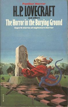 The Horror in the Burying Ground