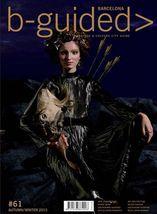 B-GUIDED barcelona 61 - Revista trimestral sobre art, moda i tendències.
