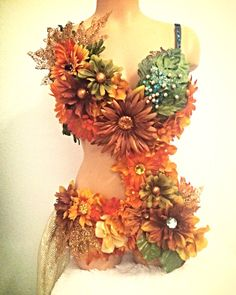 Hey, I found this really awesome Etsy listing at https://www.etsy.com/listing/201543680/fall-fairy-of-the-forest