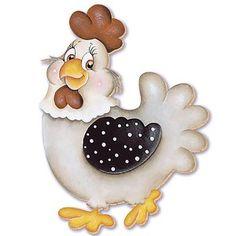Resultado de imagem para galinhas para fazer decoupage