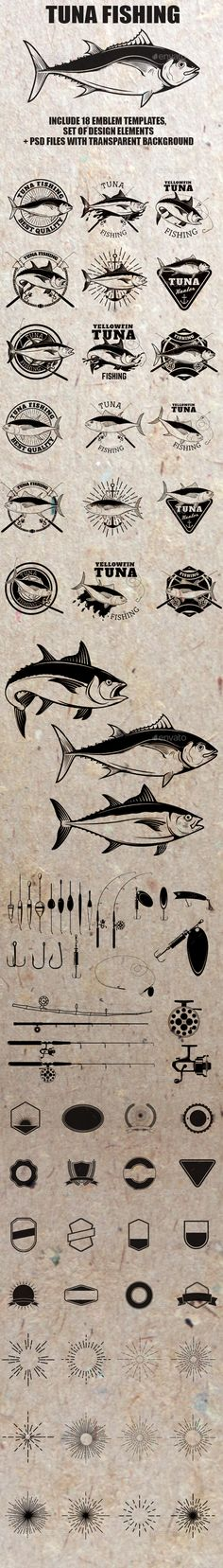 D Artiste Character Design Pdf Free Download : Tuna pattern use the printable outline for crafts