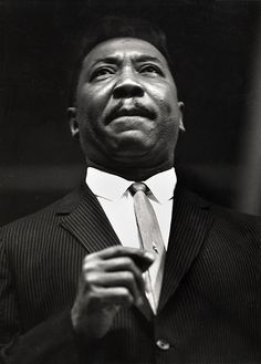 American Cool | National Portrait Gallery, Smithsonian Institution - Muddy Waters