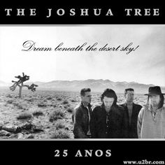 The Joshua Tree, 25 anos #2 (In God's Country)