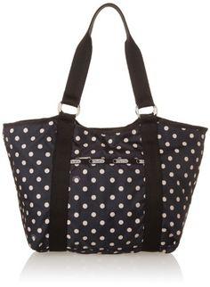LeSportsac Carryall Tote Shoulder Bag - http://handbagscouture.net/brands/lesportsac/lesportsac-carryall-tote-shoulder-bag/