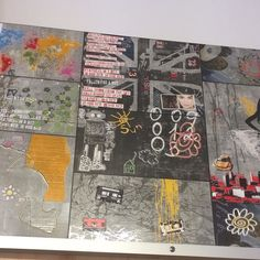 Graffiti tiles #ontrend #tile #tiles #tilelove #tilesale #bigsale #tiledesign #lovetile #lovedesign #lovearchitecture #bathroomdesign #bathroomrenovating #inhousedesign #interiordesign #interiorstyling #southerntile #camberwell #moorabbin by southerntile_01