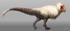 Finalement le Tyrannosaurus Rex navait pas de plumes