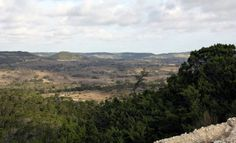 Brushy Top, a TLC conservation property, in the beautiful Texas Hill Country.