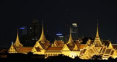 One night in Bangkok by cerrofranciscolight