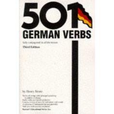 501 German Verbs [Paperback]  Henry Strutz (Author)
