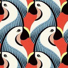 Bird pattern illustration wallpapers 26 ideas for 2019 Bird Patterns, Graphic Patterns, Print Patterns, Pattern Ideas, Pattern Print, Vogel Illustration, Pattern Illustration, Motifs Textiles, Textile Patterns