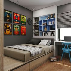 57 Luxury and Unique Bedroom Design Ideas That You Copy Right Now is part of Teen boy bedroom - Are you thinking of making a luxe look for your bedroom Think deeply and critically since putting sophisticated furniture does … Home Bedroom, Bedroom Furniture, Geek Bedroom, Music Bedroom, Trendy Bedroom, Boys Bedroom Ideas Tween, Bedroom Modern, Cool Boys Bedrooms, Bedroom Decor For Boys