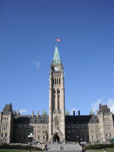 House of Commons in Ottawa, Canada, Drifter Alley Travel Photos