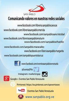 ¡Nuestra #Misión es comunicar valores!