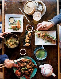 Portland, Maine: Empire Chinese Kitchen