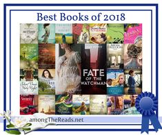 Chosen Best Books of 2018 for Mystery via @amongTheReads