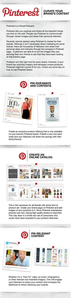 Pinterest Suggestions - From Likeable Media
