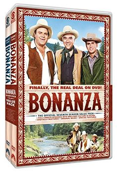 Bonanza: Official Seventh Season - Vol One & Two Paramount http://www.amazon.com/dp/B00KW02JW0/ref=cm_sw_r_pi_dp_ZRjbub0KBQ9WA