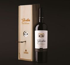 Rita Rivotti vence novo prémio de packaging com vinho Tyto Alba. #revistadevinhos #packaging