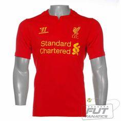 Camisa do Liverpool!