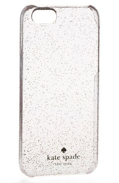 kate spade new york 'glitter' iPhone 5c case | Nordstrom