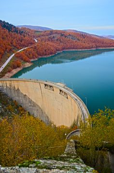 Dam in Greece
